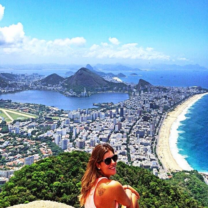 Лучшие места для Селфи в Рио-де-Жанейро