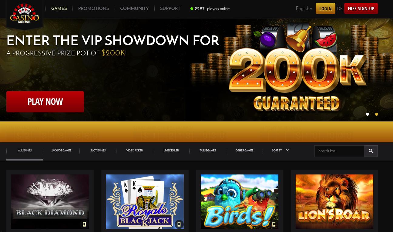 Online Casino List Top 10 Online Casinos
