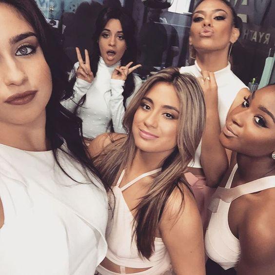 Snapchat Celebrity Fifth Harmony