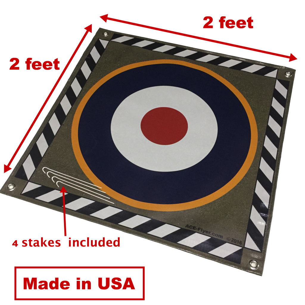 Recommended Best Drone Landing Pad by Ace-Flyer