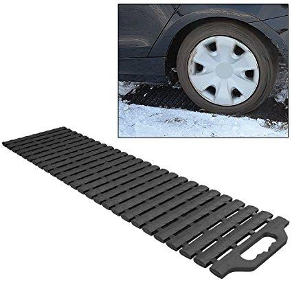 best car tire traction mats