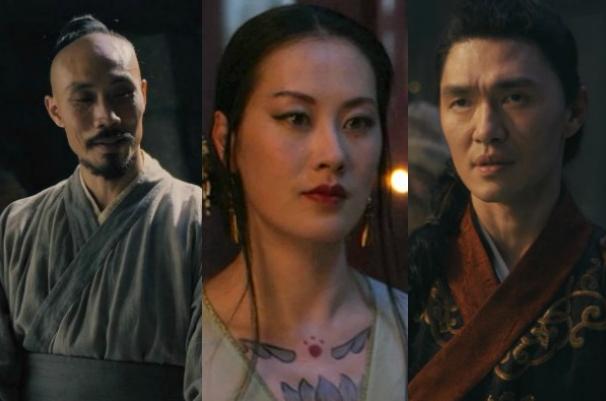 Marco Polo Cast