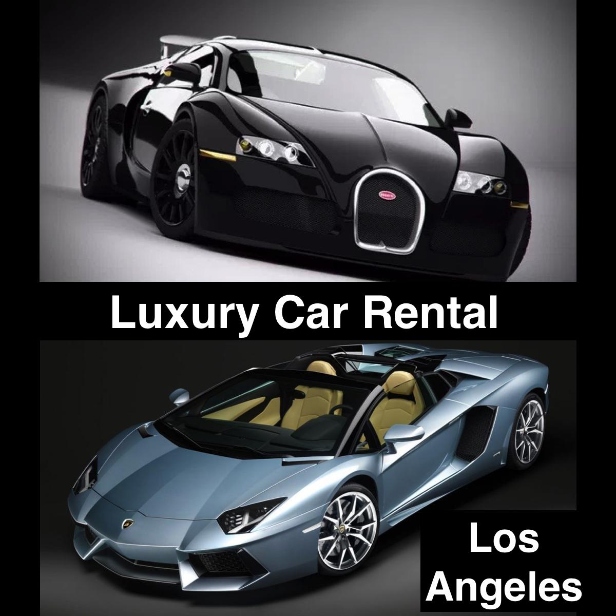 Luxury Car Rental Los Angeles Exotic Cars All Best Top 10 Reviews