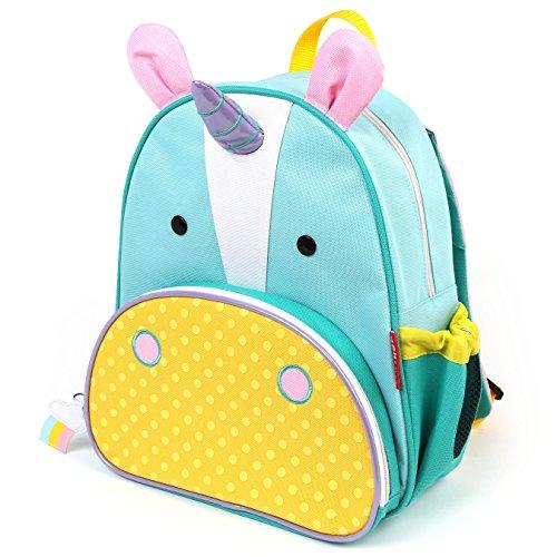 """Zoo Toddler Backpack Eureka Unicorn, 12"""" School Bag,"""